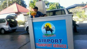 Bali airport taxi alternative